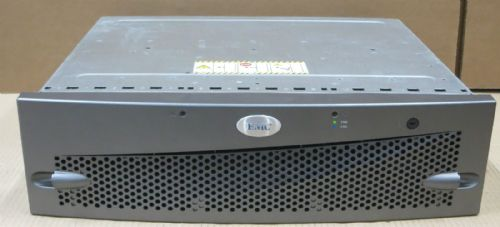 EMC CX3-10 CX10DAE300F5 5x 300GB 10K Drives Fibre Channel FC Storage Array